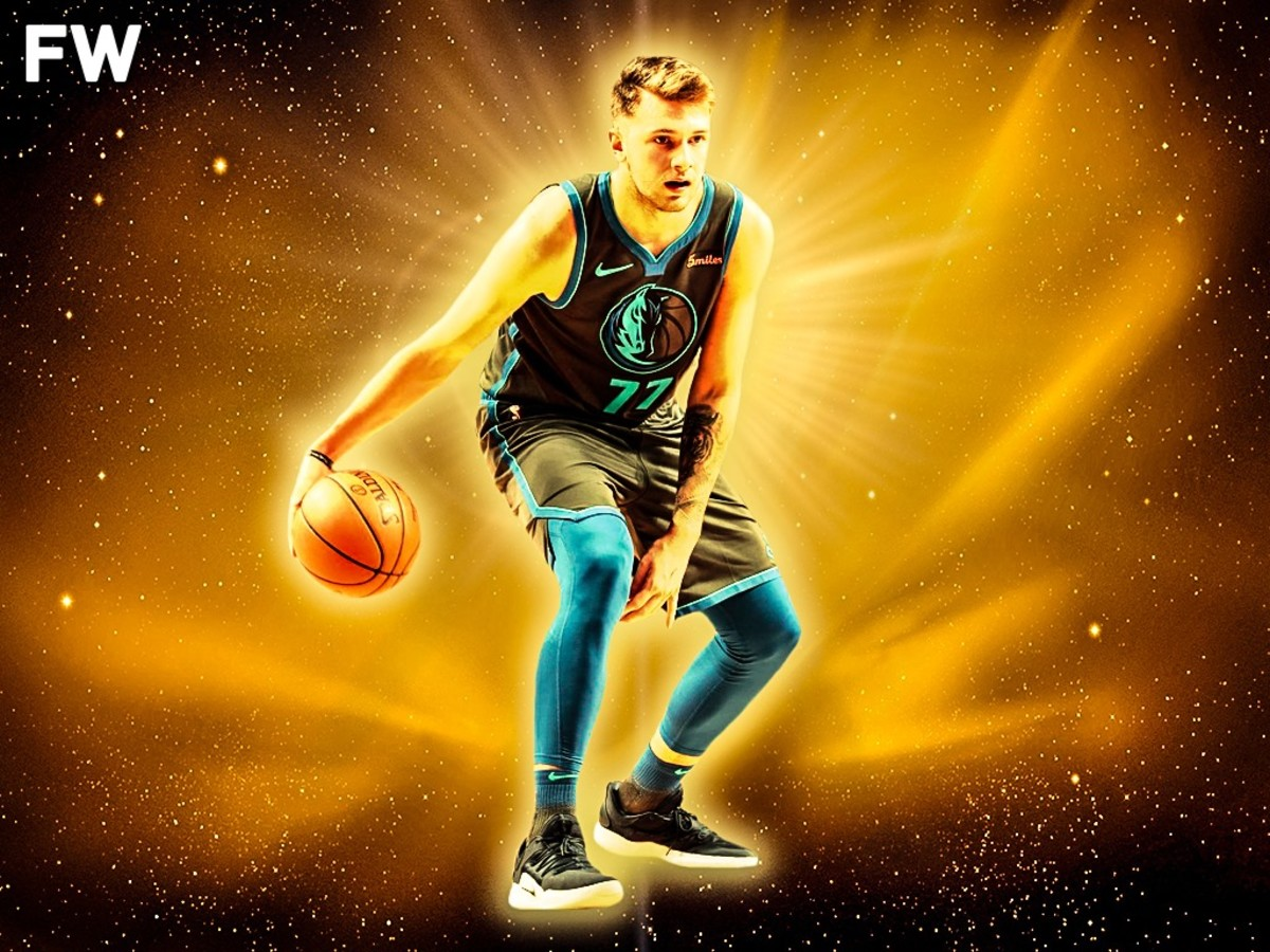 Luka Doncic Is Fast Becoming The Next Golden Boy With His Record Breaking First Two Seasons Fadeaway World