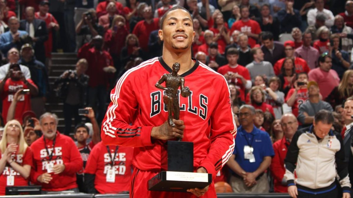 Bleacher Report Ranks Derrick Rose Outside Of The Top 8 Best NBA Players From Chicago