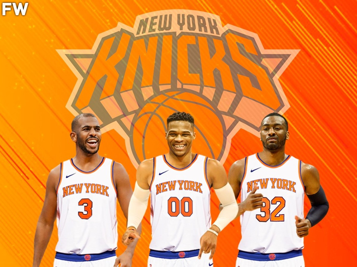 NBA Rumors: 5 Bad Contracts Knicks Can Acquire To Make The Playoffs Again