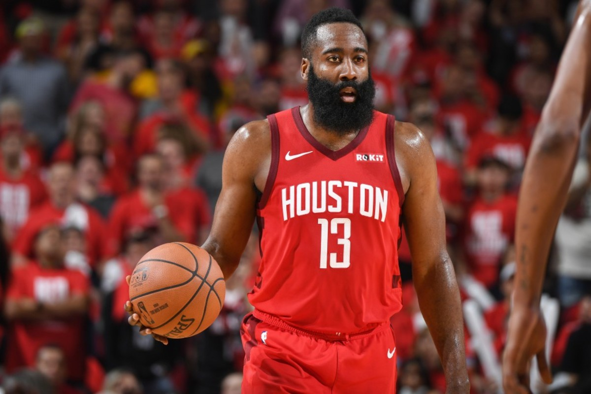"""John Lucas Explains Why James Harden Will Be Even Better This Season: """"Because He Can't Go Anywhere. He's Got To Eat Right, Got To Get His A** In The Bed At Night. So I Think He's Going To Play Even Better And That's Going To Be Scary. """""""