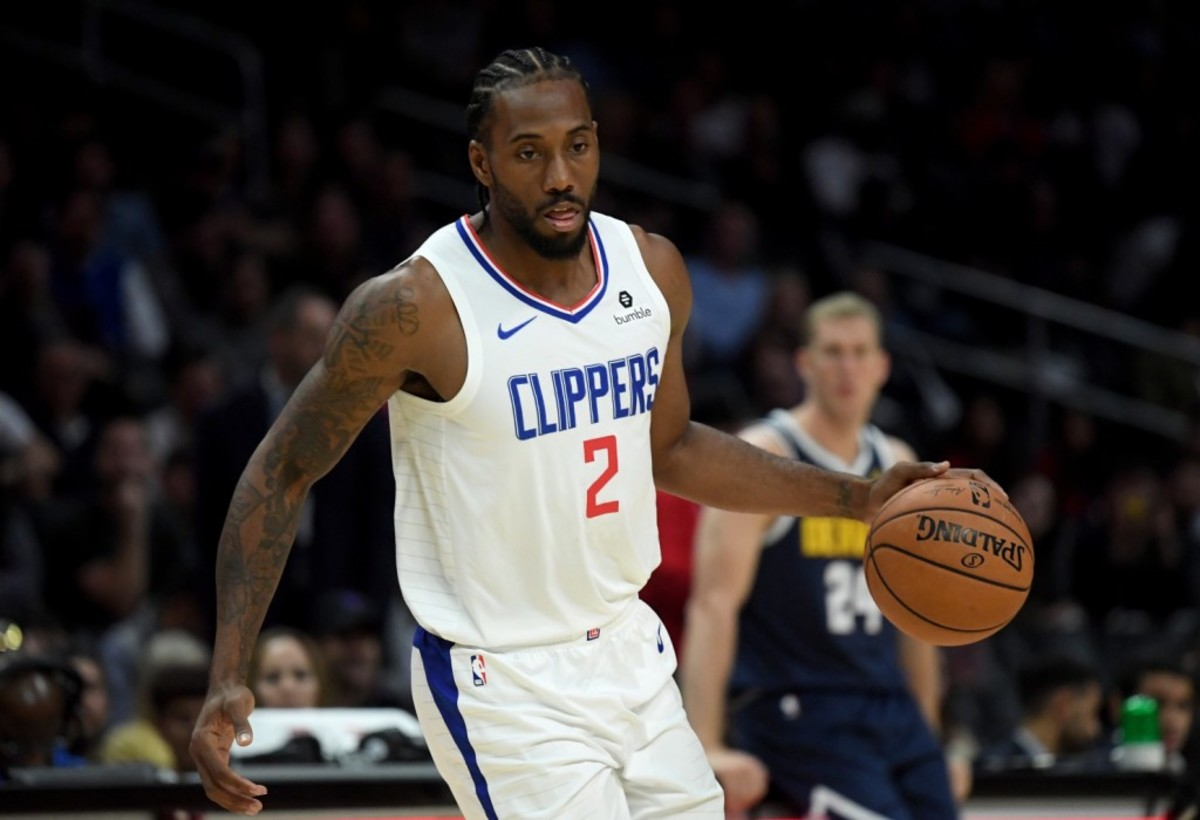 Kawhi Leonard's Special Treatment Reportedly Was The Reason Why Some Clippers Players Were Pissed Off