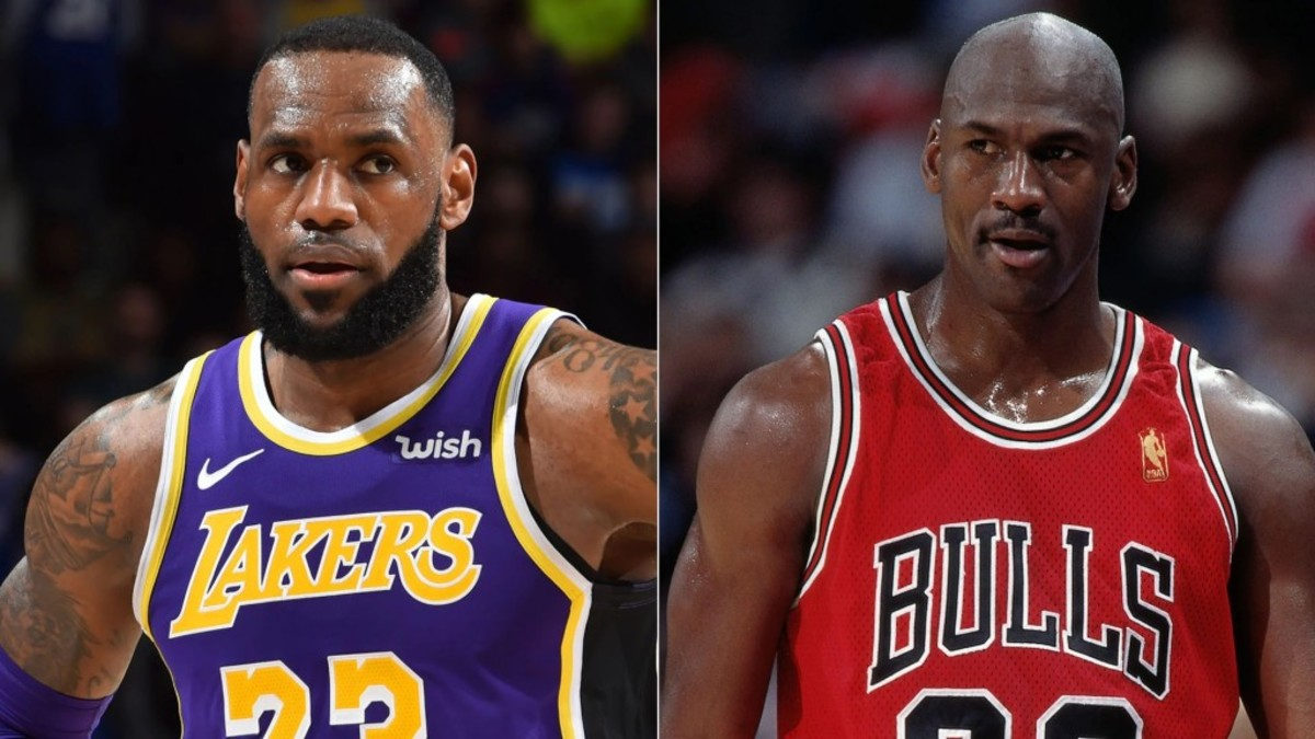 Michael Jordan On Best Ever: 'I Never Can Accept That Role... Everybody Plays Differently In Different Eras'