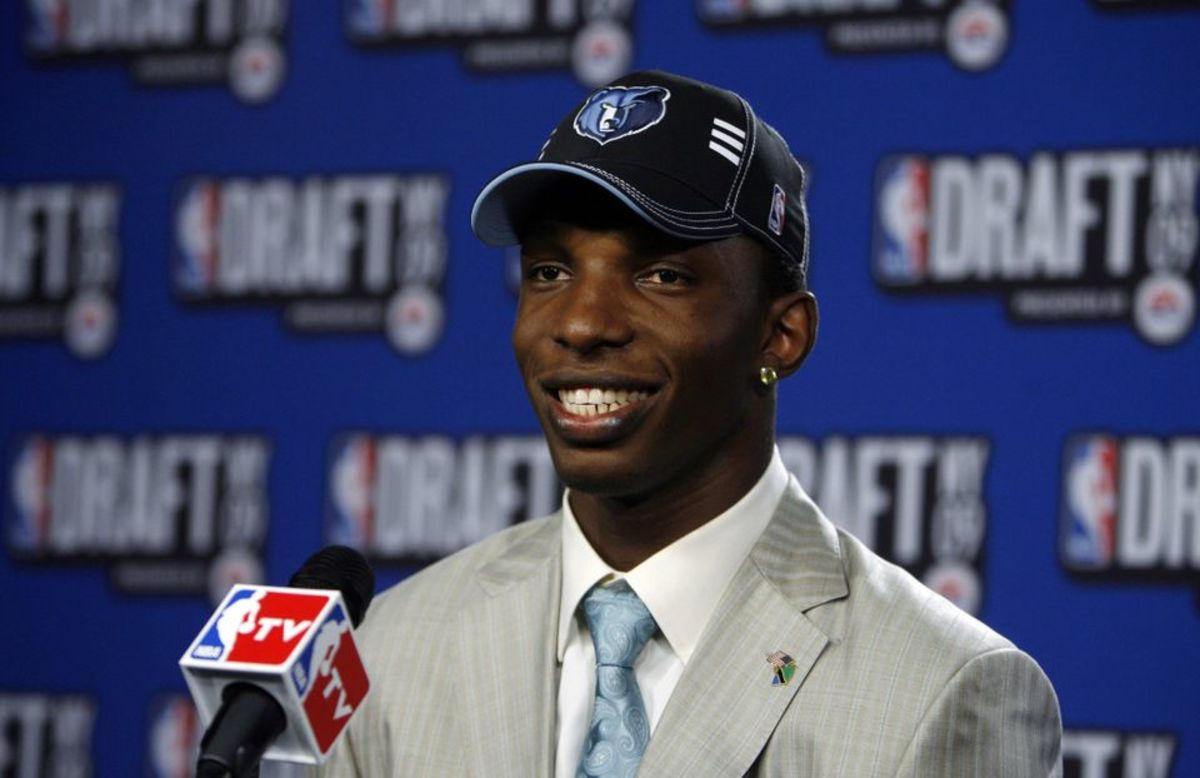 Ranking The Top 10 Worst 2nd Overall Pick In NBA History