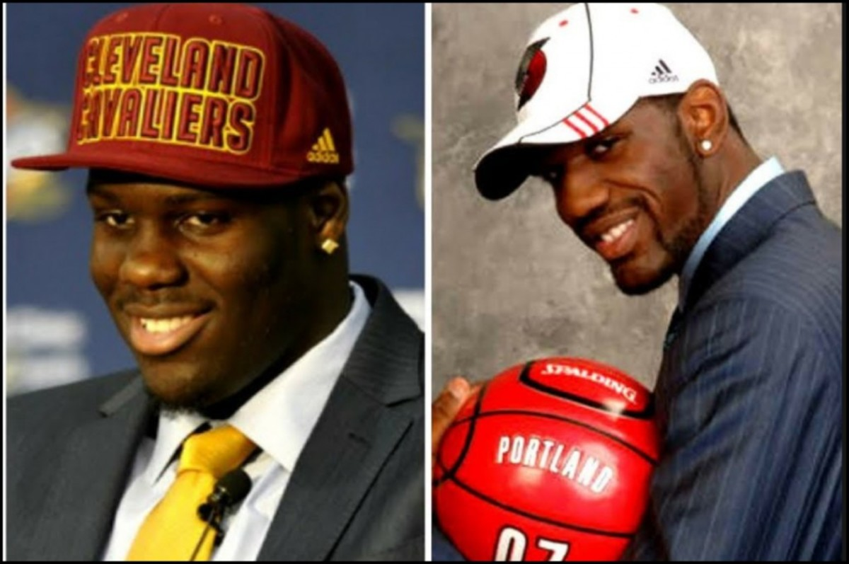 Top 10 Biggest NBA Draft Busts Of The Last 10 Years