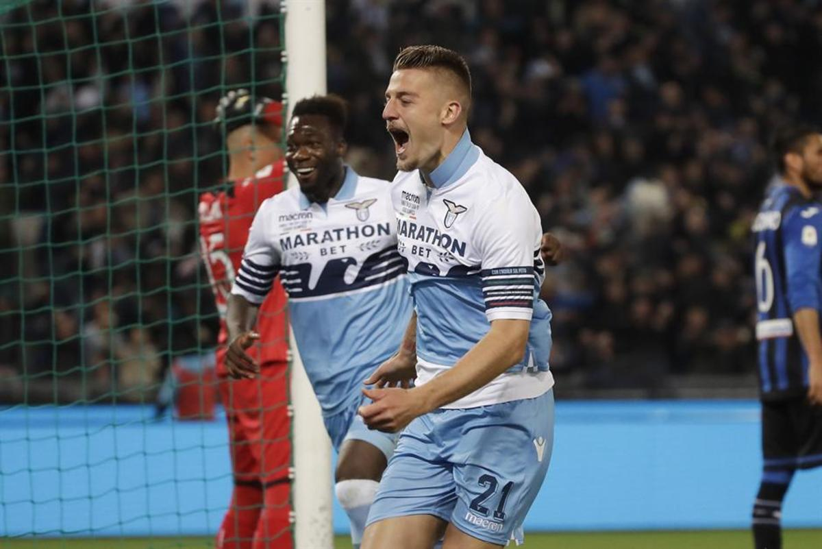 Juventus Reach 'Broad Agreement' With Lazio Standout