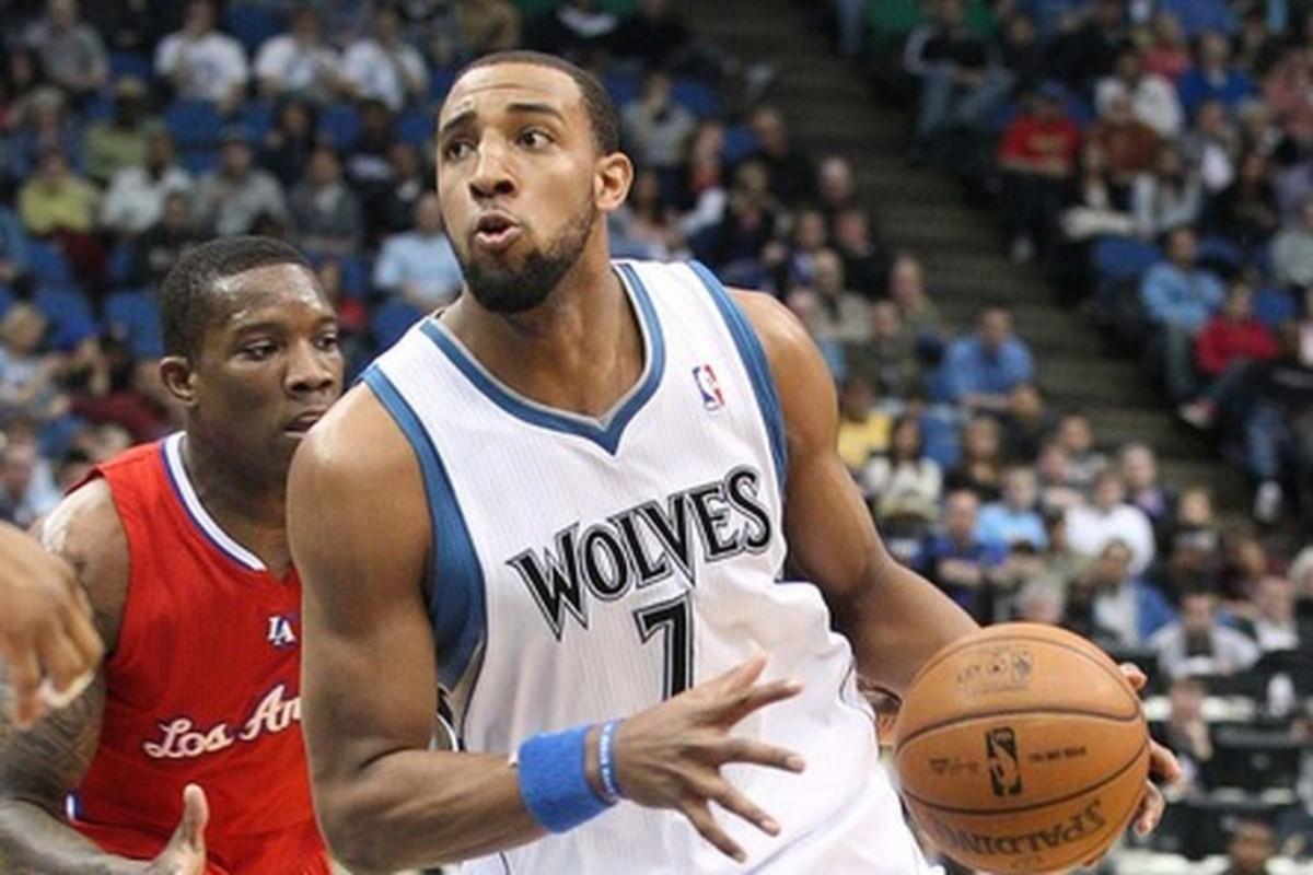 Derrick Williams nba wolves