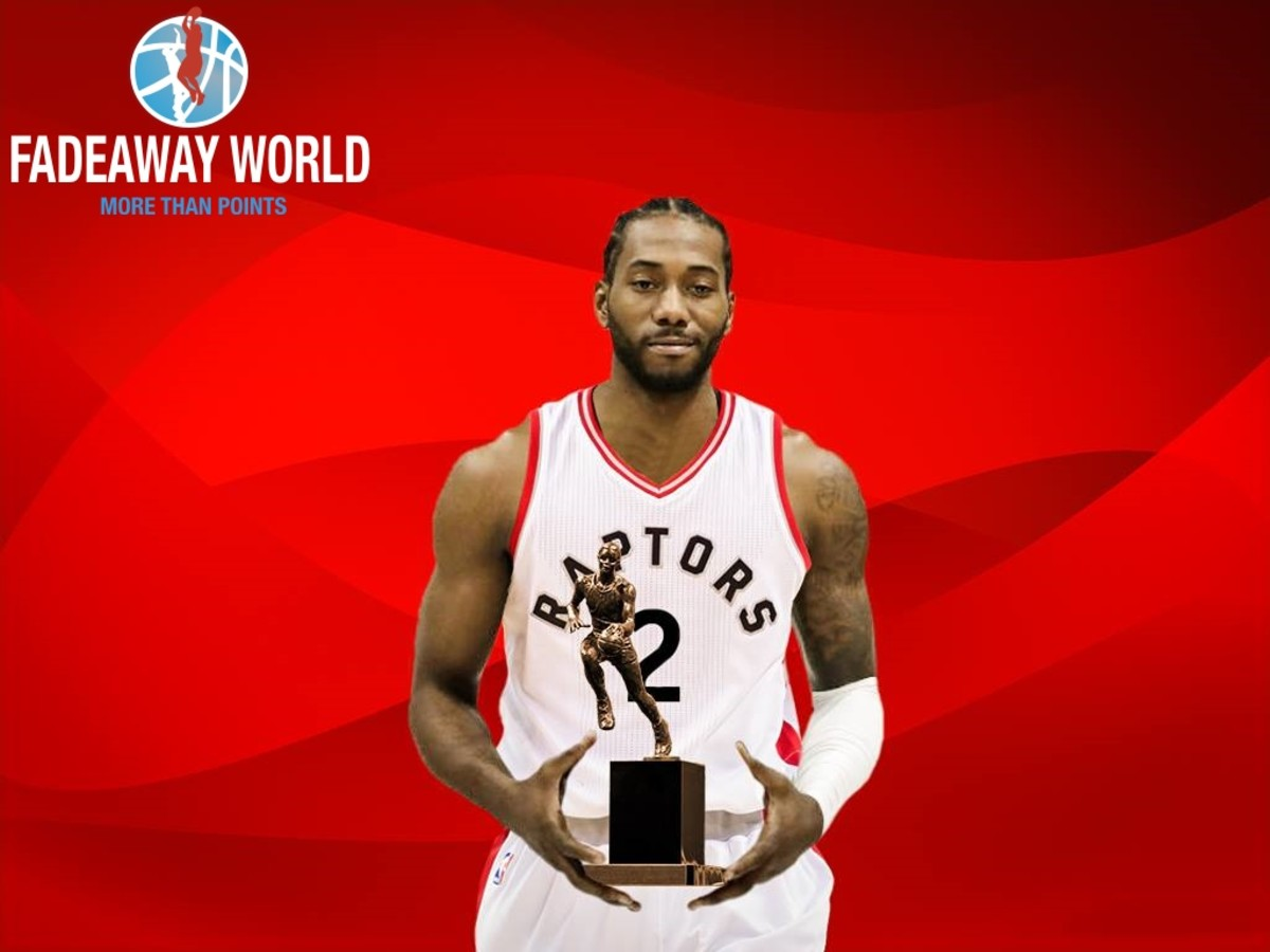 Kawhi Leonard Can Surprise Everyone And Win MVP This ...
