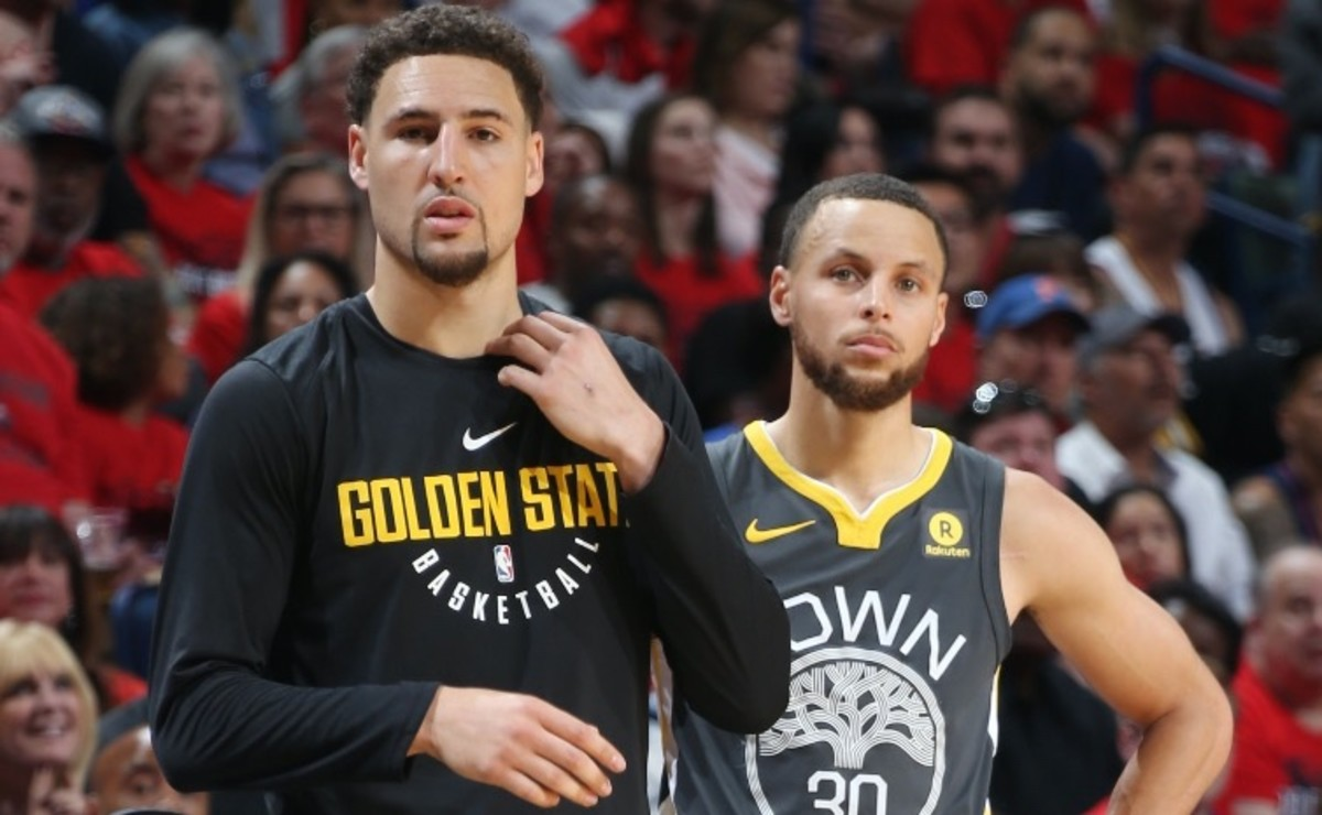 Klay Thompson Reveals How He Really Felt Watching Stephen Curry Surpass His Career-High