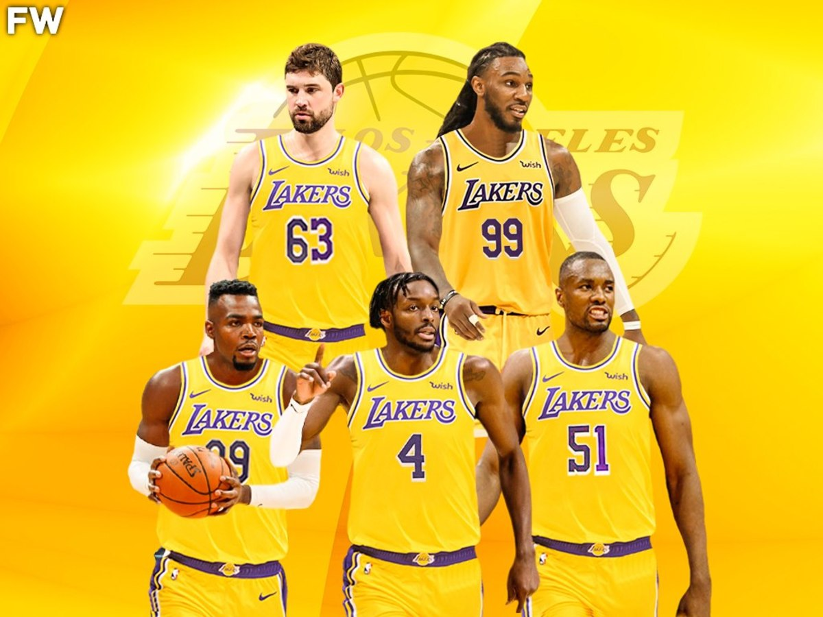 NBA Rumors: 5 Free Agents That Could Join LeBron James And The Lakers Next Season