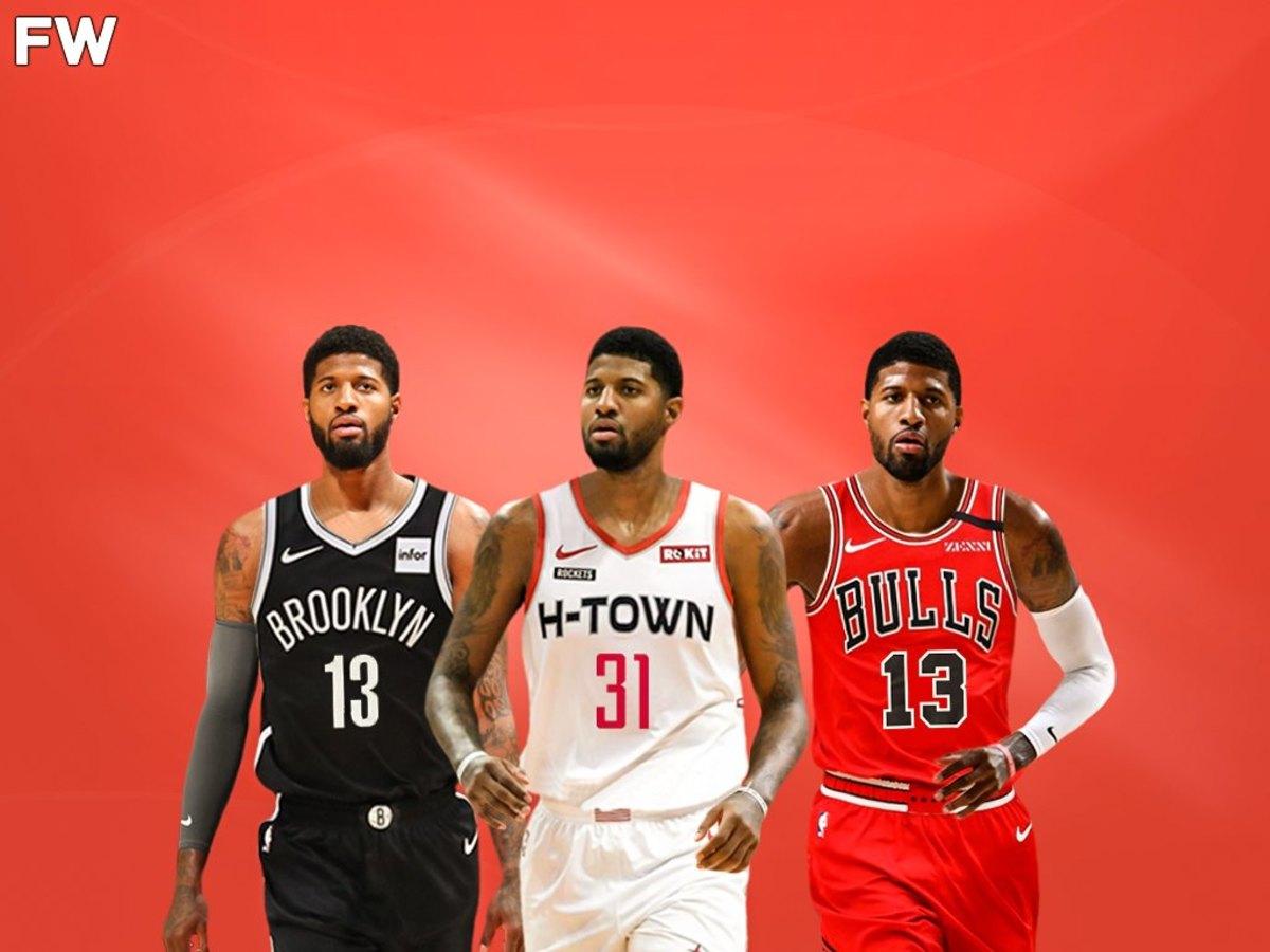NBA Rumors: 5 Best Trade Packages For Paul George