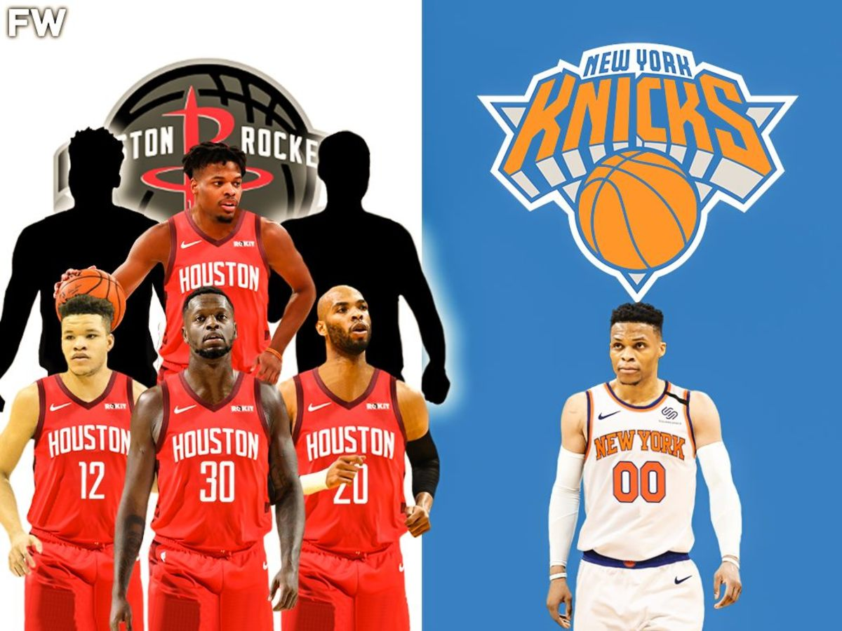 NBA Rumors: New York Knicks Could Land Russell Westbrook In A Blockbuster Trade