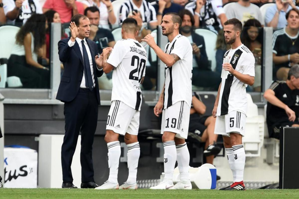 Transfer Rumors: Manchester City 'Close' To Complete Move For Juventus Star