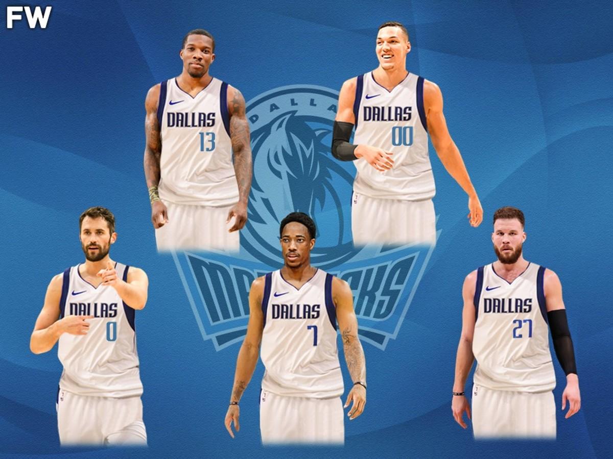 5 NBA Players That Can Help Luka Doncic And The Dallas Mavericks This Season