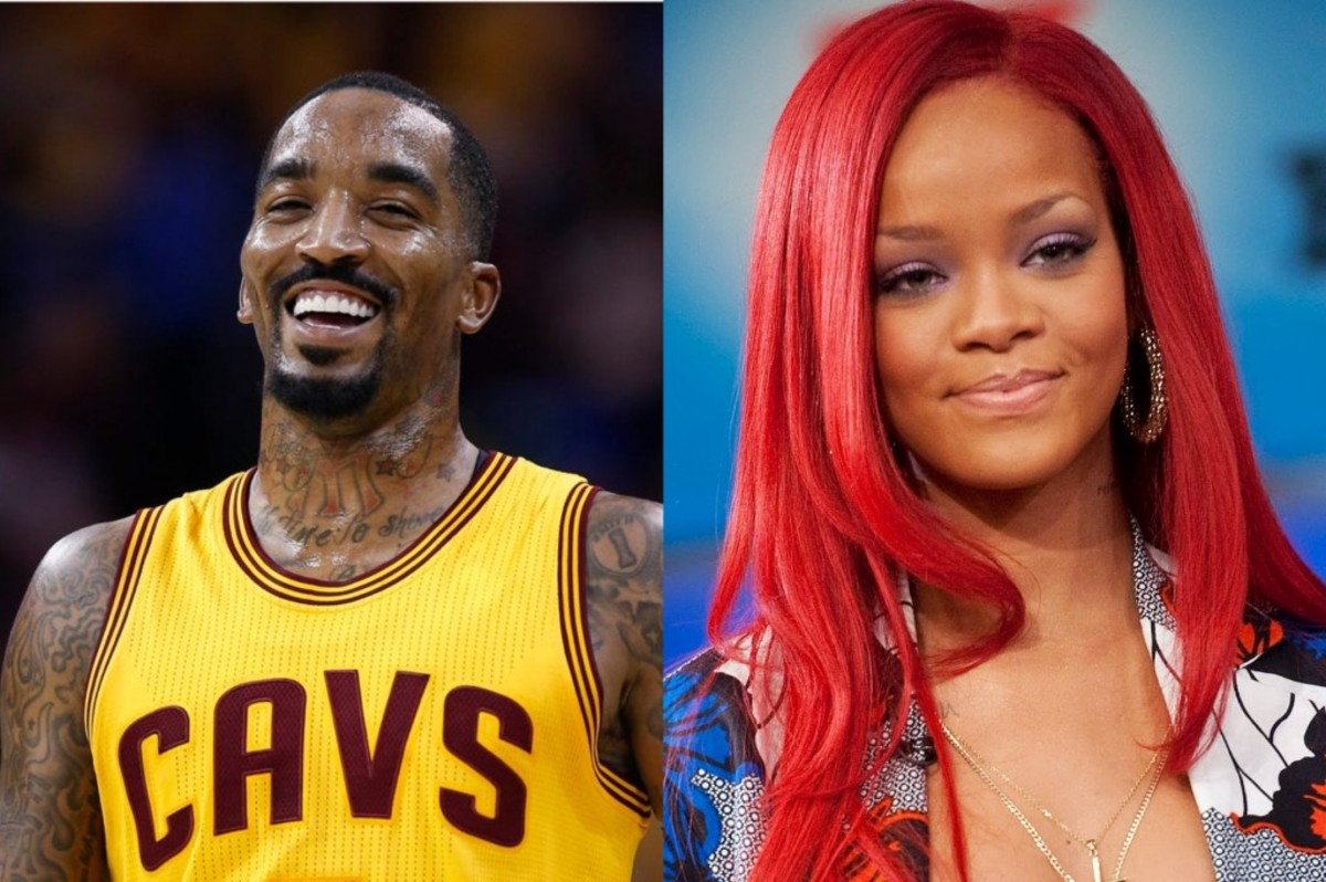 JR Smith And The List Of His Celebrity (Ex) Girlfriends