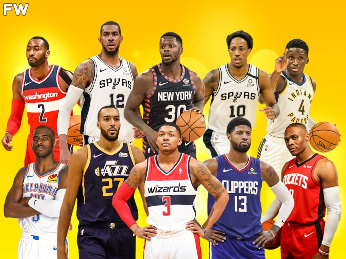 NBA Rumors: 20 Players Most Likely To Be Traded This Offseason