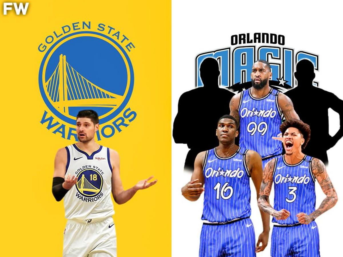 NBA Rumors: Golden State Warriors Could Acquire Nikola Vucevic for Kelly Oubre Jr., Kevon Looney, Brad Wanamaker And Two Future Picks