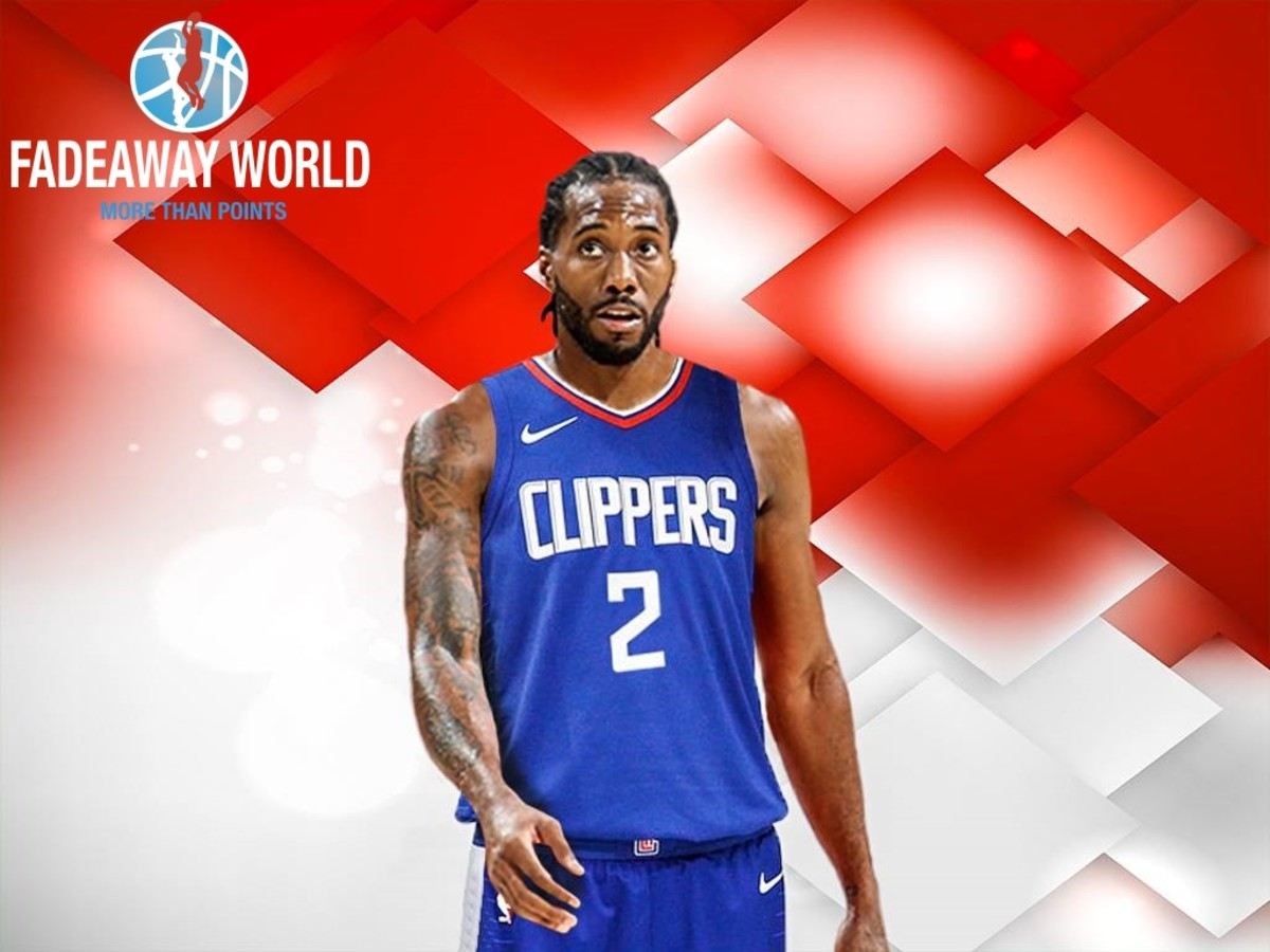 Chris Broussard Says Kawhi Leonard Could Move To The Clippers Next Summer Fadeaway World