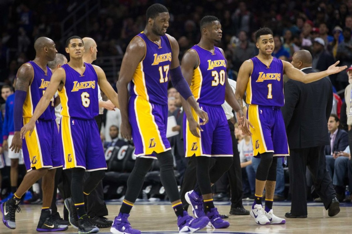 5 NBA Teams With The Most Losses Since The 2013-2014 Season