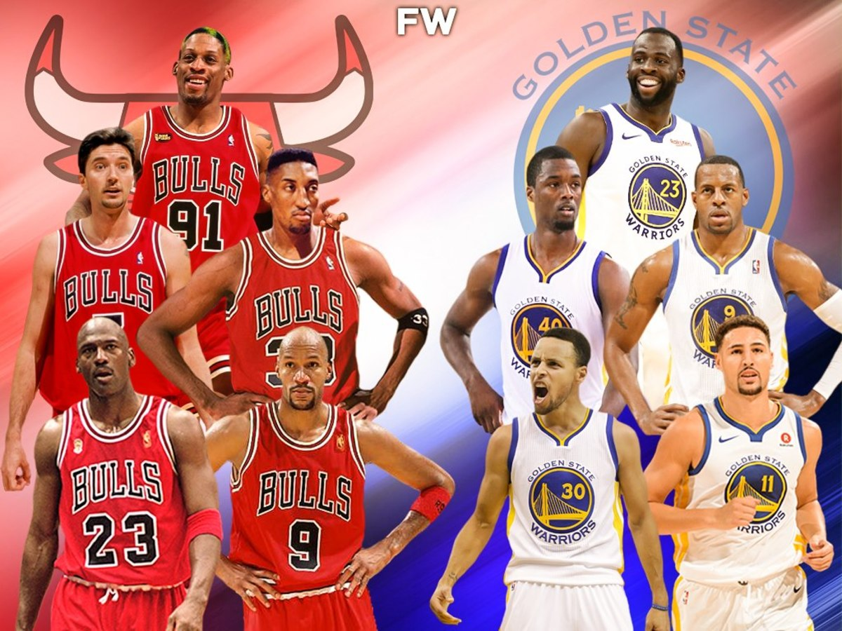 The Series Everyone Wants To Watch: 72-10 Chicago Bulls vs. 73-9 Golden State Warriors