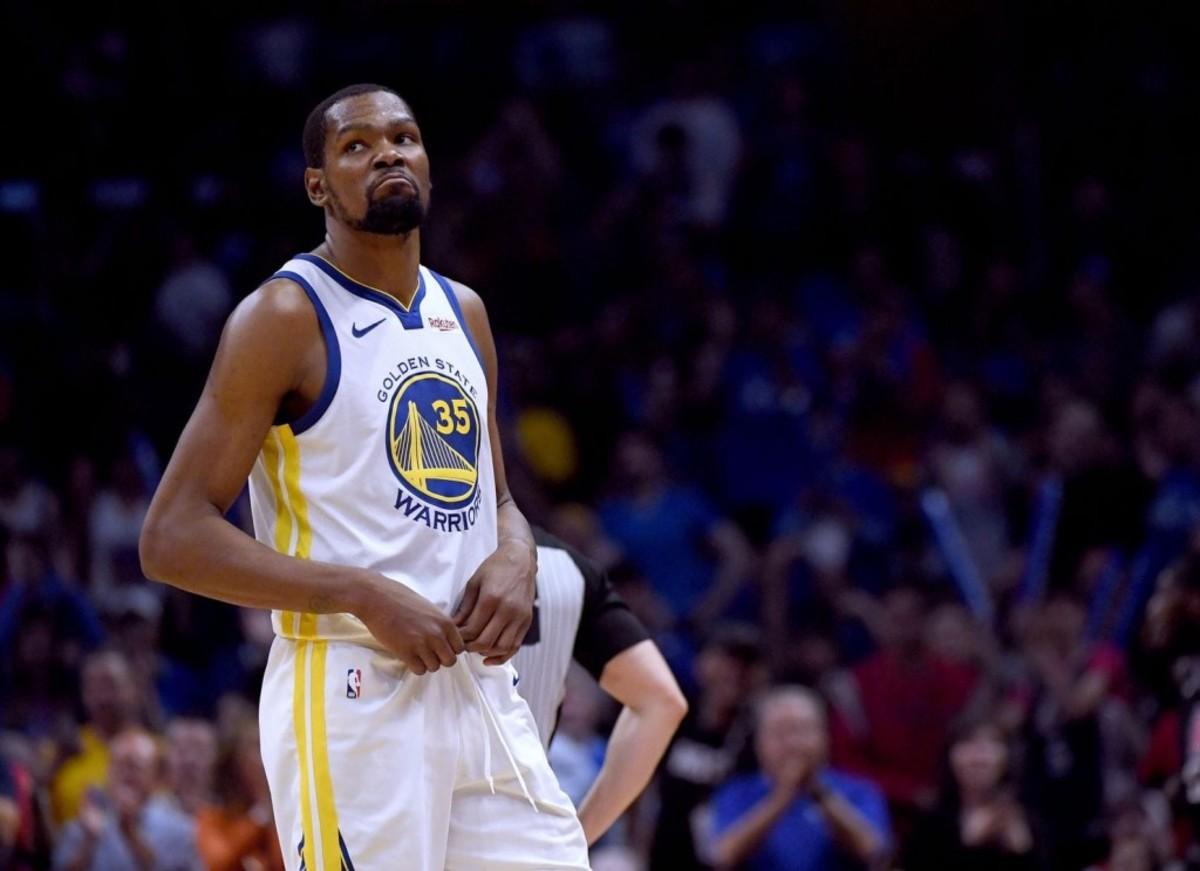 NBA Rumors: Kevin Durant Undecided Among 4 Teams Ahead Of Free Agency