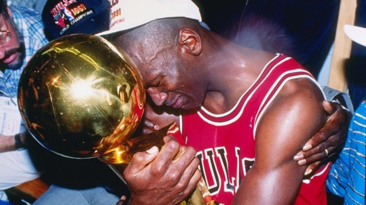 Jordan trophy