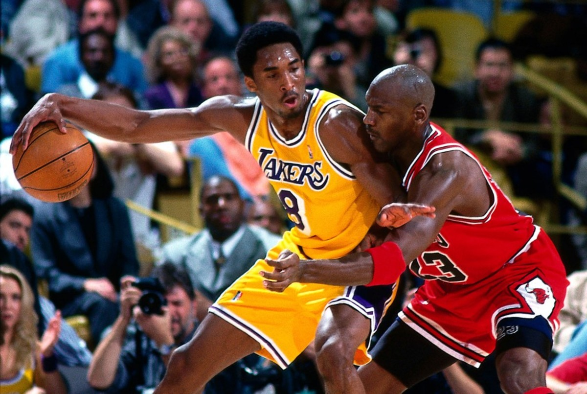 plus récent 53b57 50d27 John Salley: 'Kobe Bryant Skipped College So He Could Play ...