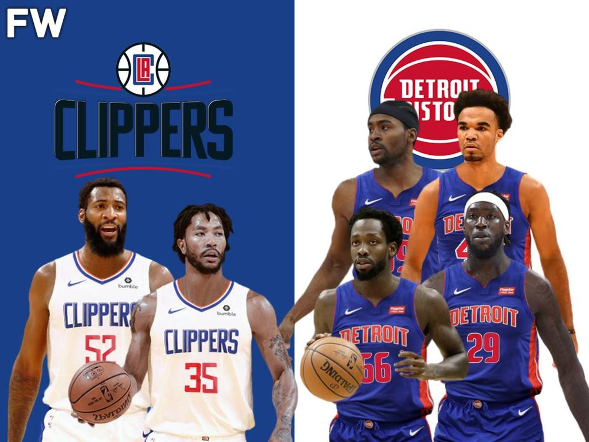 Blockbuster Trade Idea Los Angeles Clippers Can Create A Big 4 With Derrick Rose And Andre Drummond
