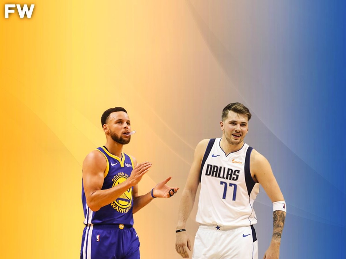 Stephen Curry vs. Luka Doncic