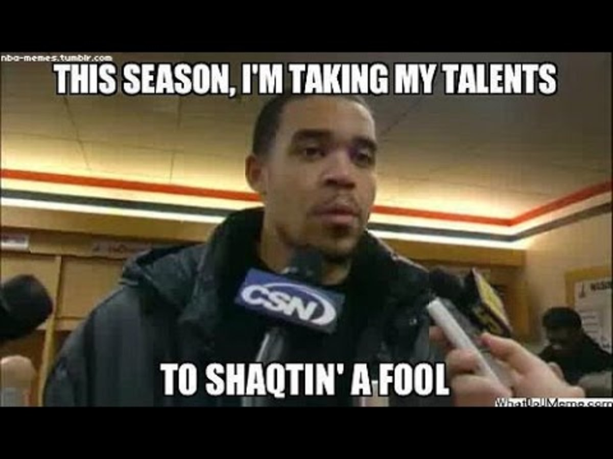 Shaqtin' A Fool: All Javale McGee Moments 2011-2016