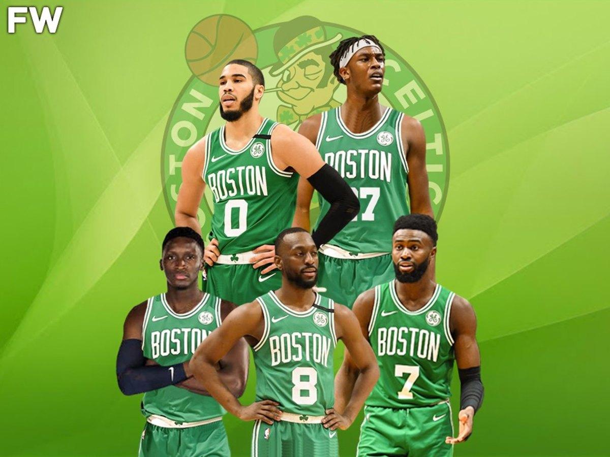 The Boston Celtics Superteam