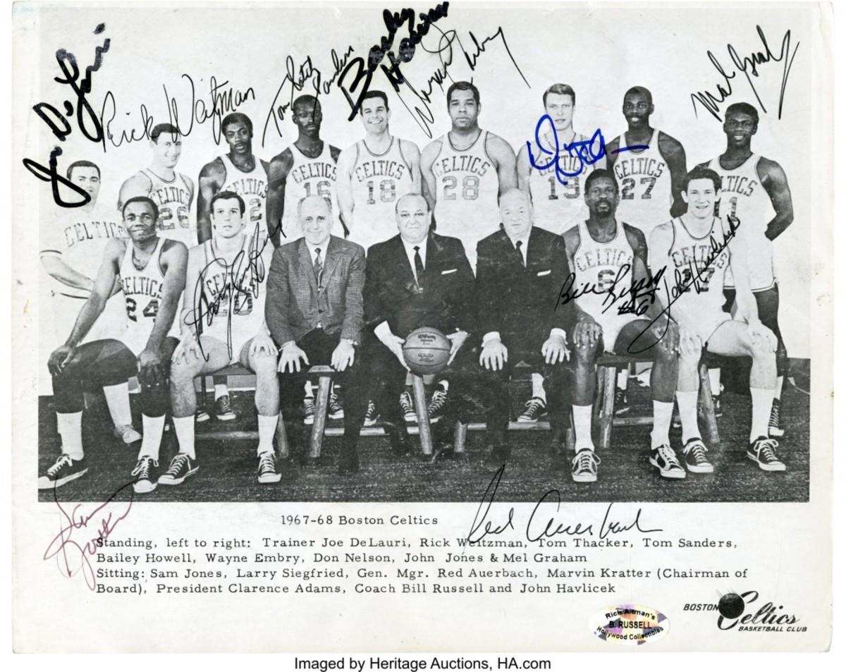 1967-68 Boston Celtics