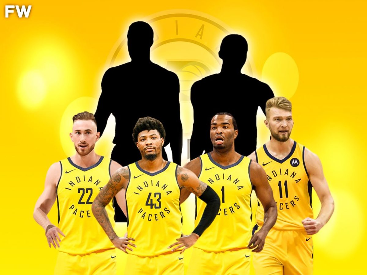 The Pacers Rebuild