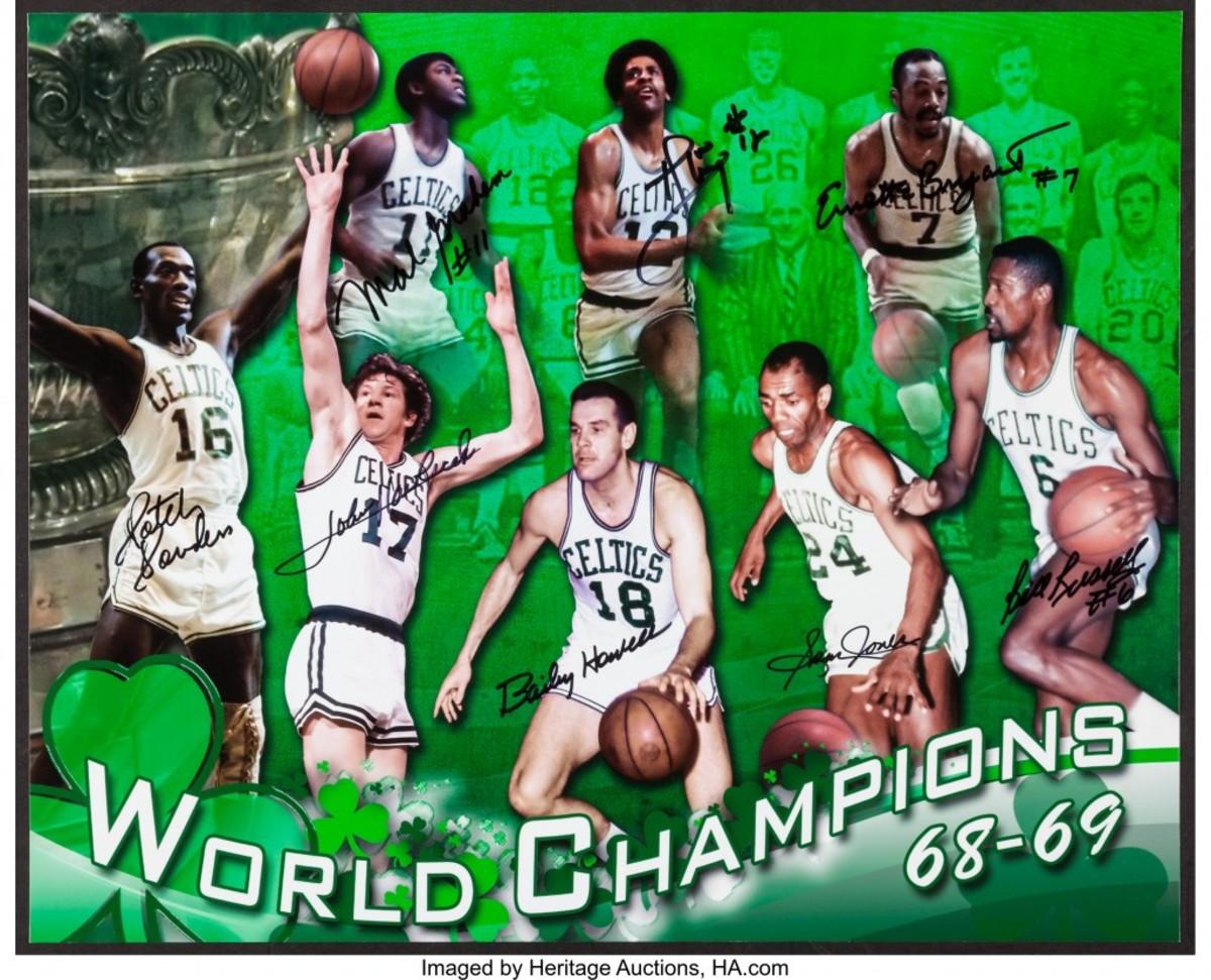 1968-69 Boston Celtics