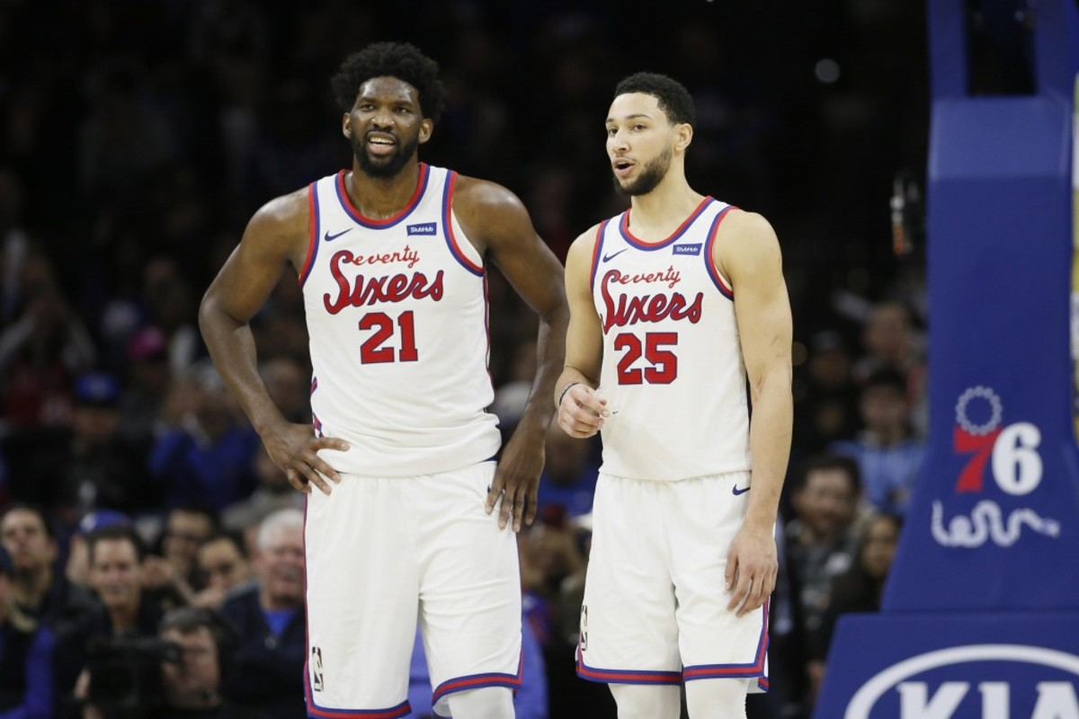 Daryl Morey Seemingly Shuts Down Trade Rumors With Big Praise For Ben Simmons And Joel Embiid