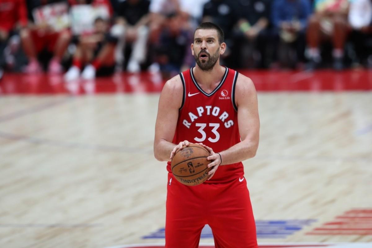 NBA Rumors: Marc Gasol Could Leave Toronto Raptors