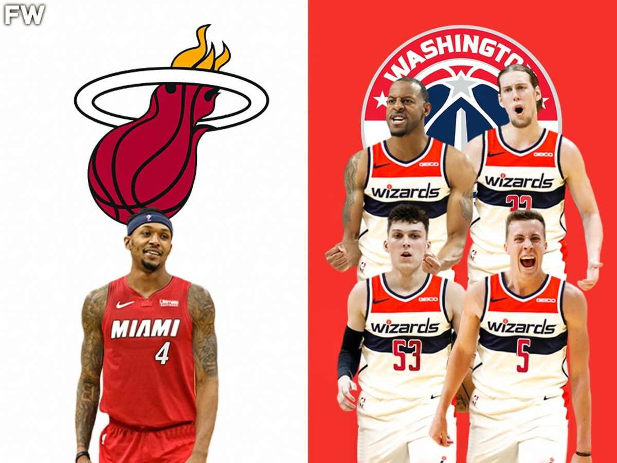 The Blockbuster Trade Idea: Miami Heat Can Land Bradley Beal And Form The Best Big 3 In The NBA