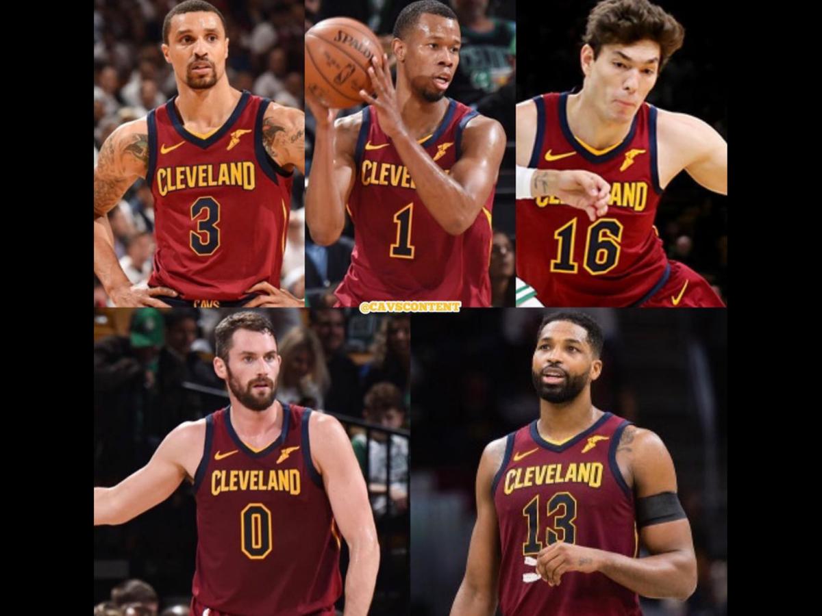 Cavs 2018-19