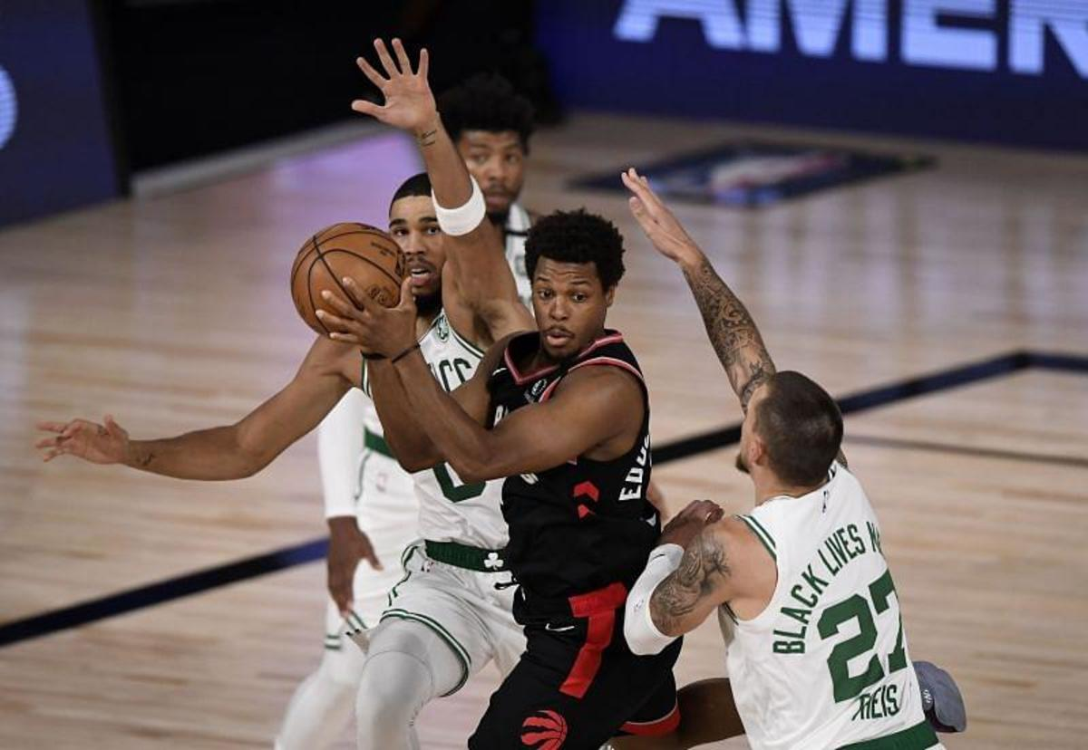"""Brad Stevens On Kyle Lowry: """"He's An All-Star But He Might Be The Most Underrated Player In The League."""""""