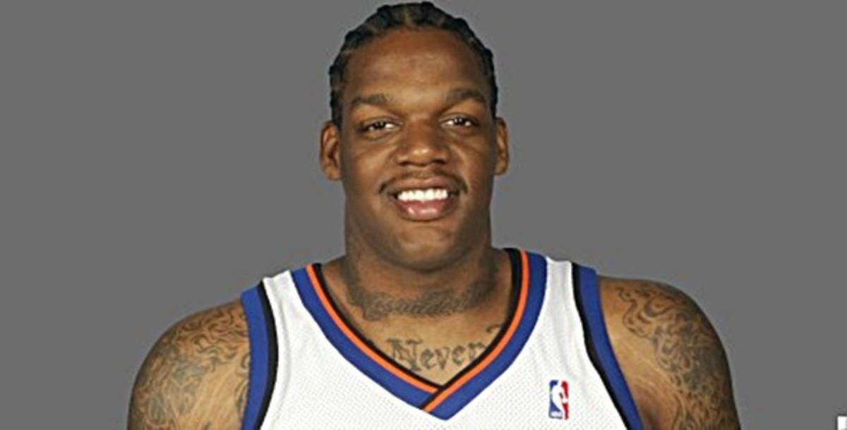 Eddy Curry Knicks