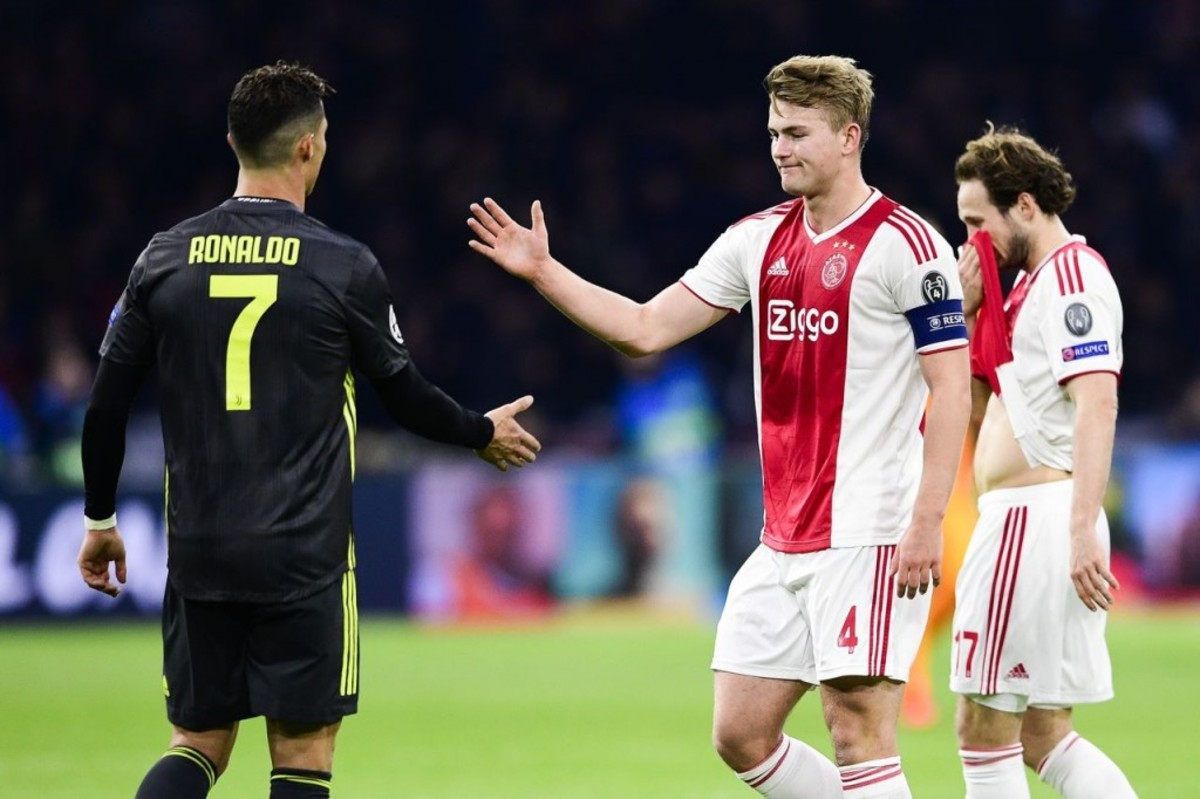 Breaking: Matthijs De Ligt To Join Juventus From Ajax, Official Announcement To Be Made Within Days