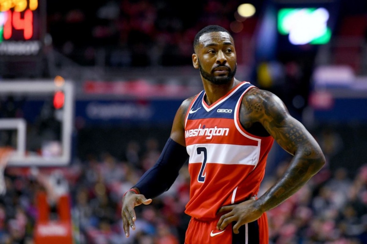 John Wall: 'Winning A Ring Is Not Everything'