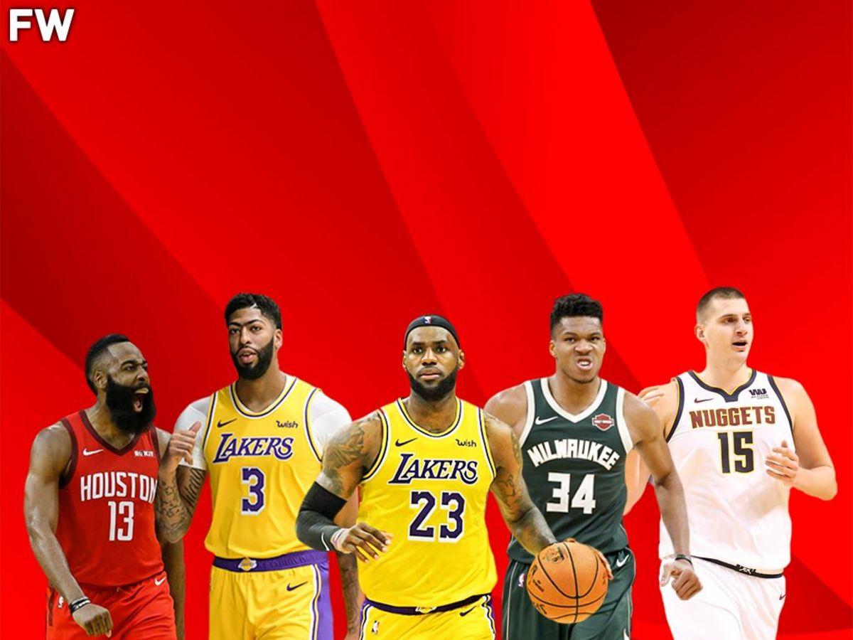 All-NBA First Team