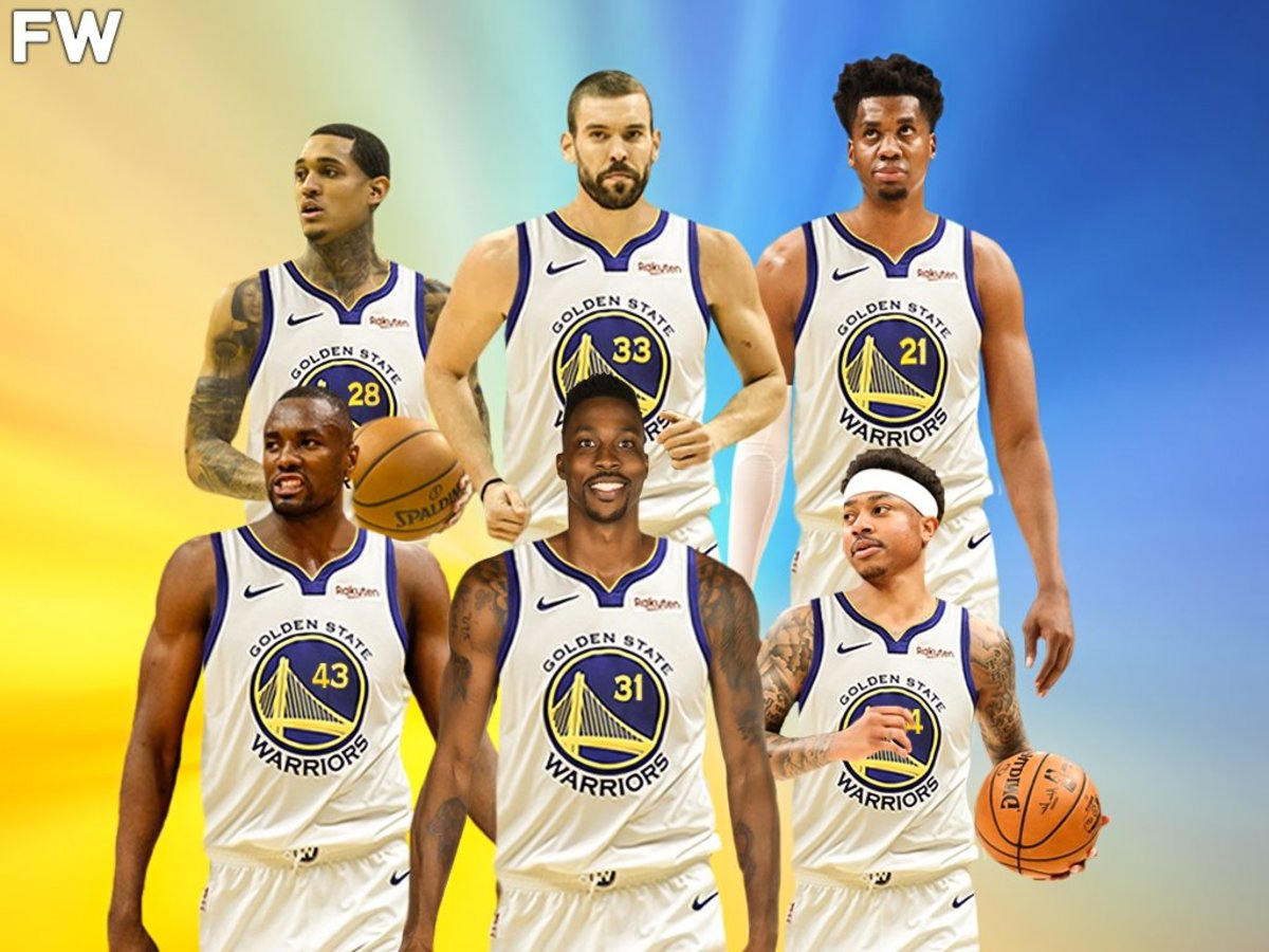 NBA Rumors: Top 10 Best Free Agents For The Golden State Warriors