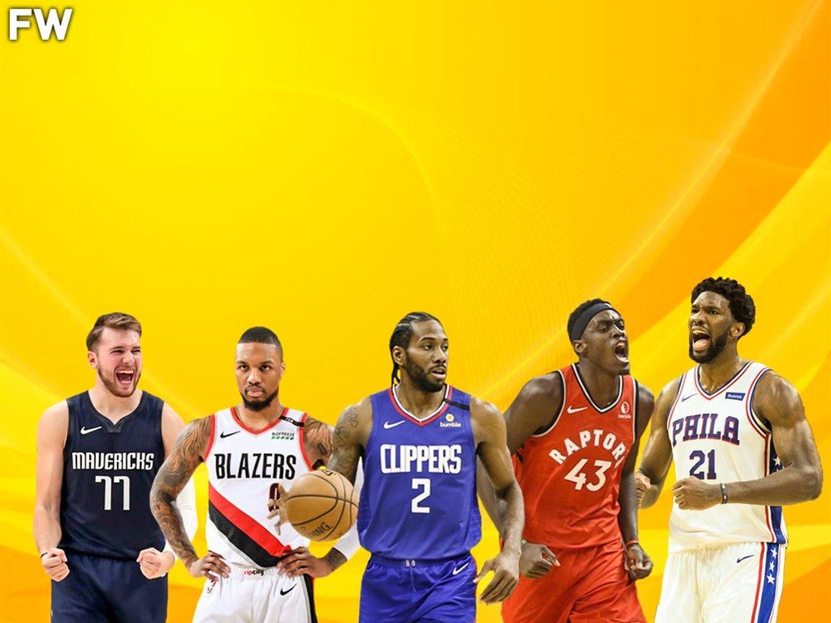 All-NBA Second Team