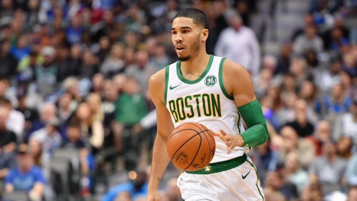 "Lakers Vs Cavaliers 2019 >> Jayson Tatum: ""I'll Play Basketball Anywhere. I'll Play"