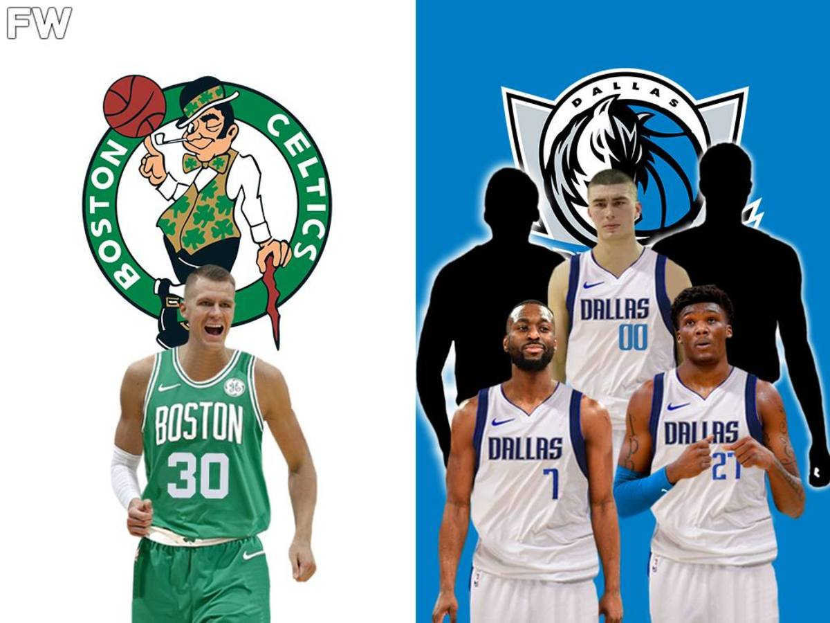 NBA Rumors: Boston Celtics Could Get Kristaps Porzingis For Kemba Walker, Payton Pritchard, Robert Williams, And Two Future Picks