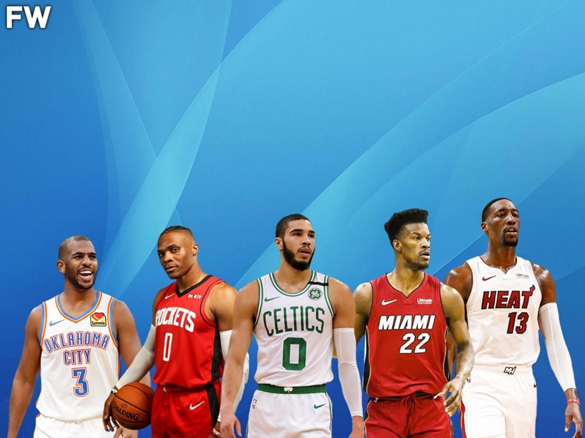 All-NBA Third Team