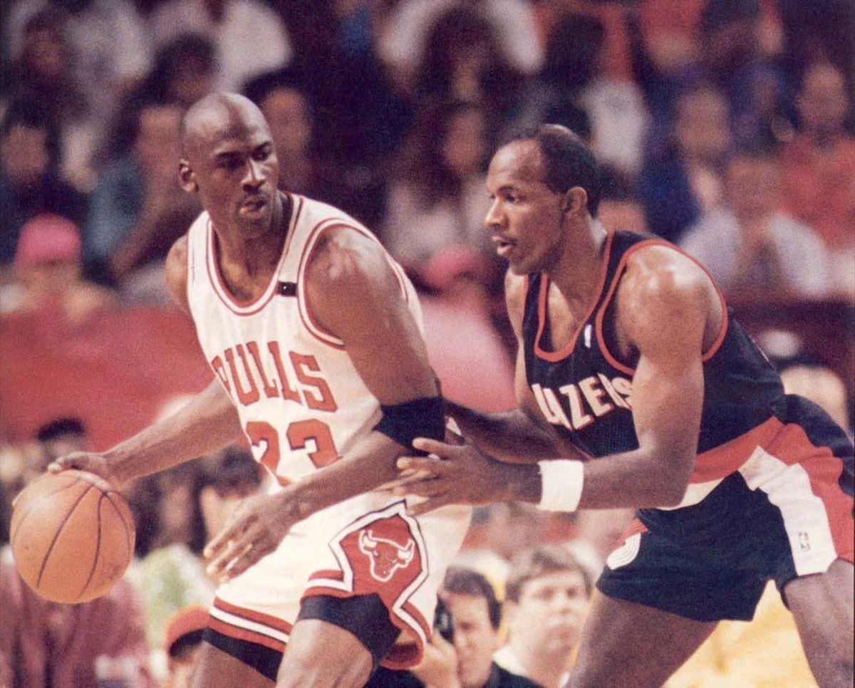 Jordan vs. Drexler