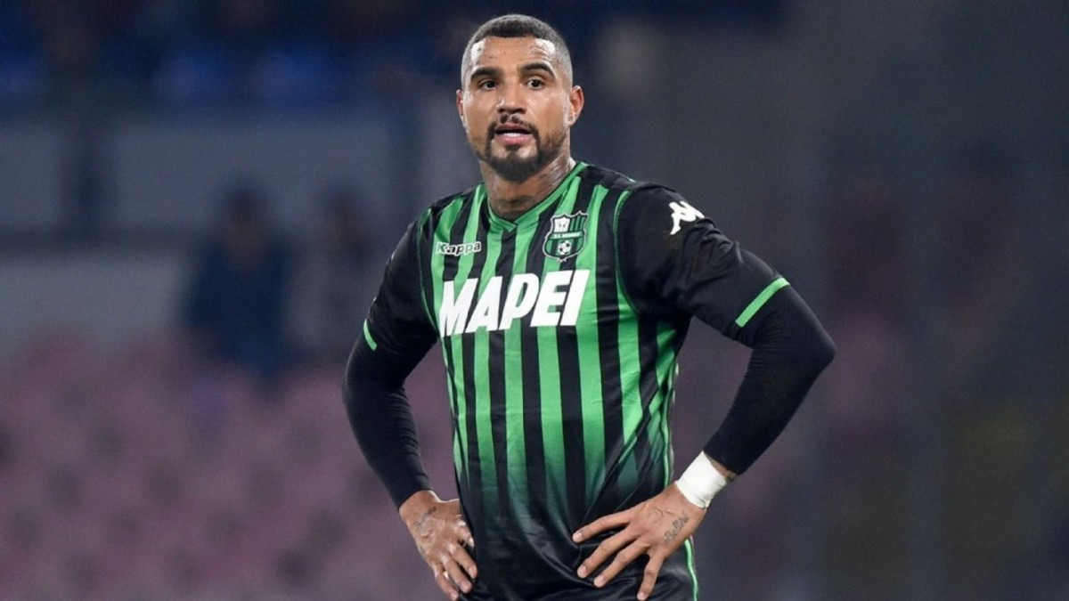 Transfer News: Barcelona Complete Move For Kevin-Prince Boateng