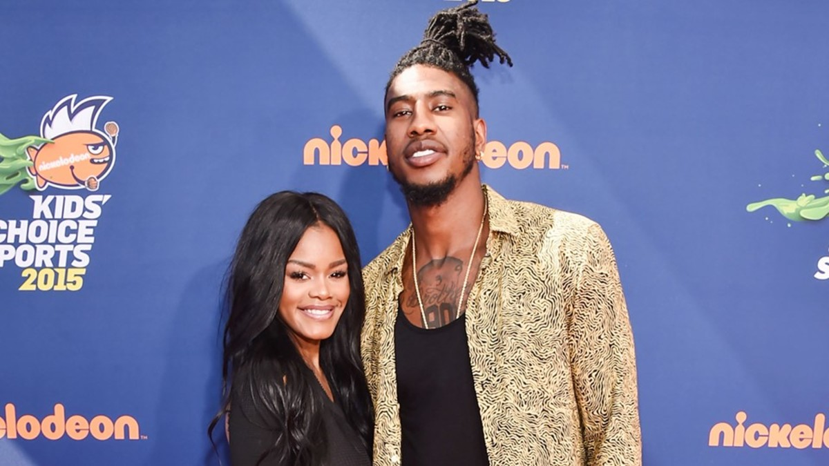 Iman Shumpert And Teyana Taylor Exchanged A List Of All The Celebs They Had Sex With